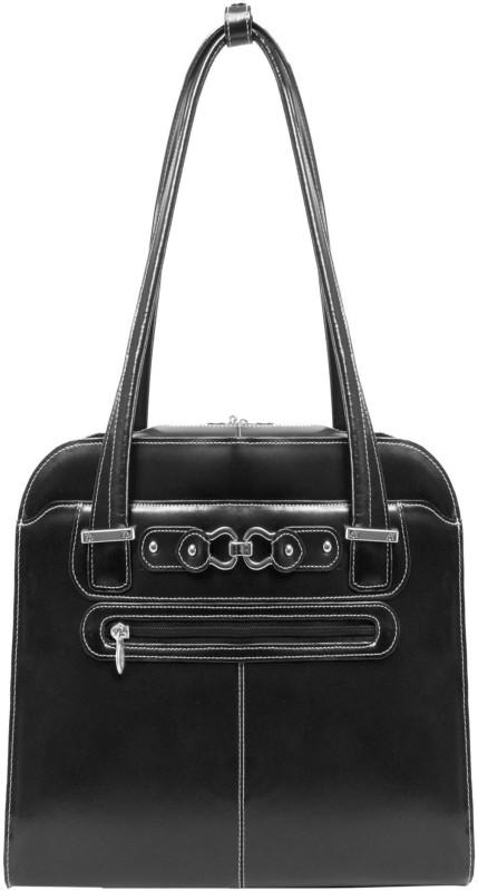 McKlein USA Women Black Messenger Bag