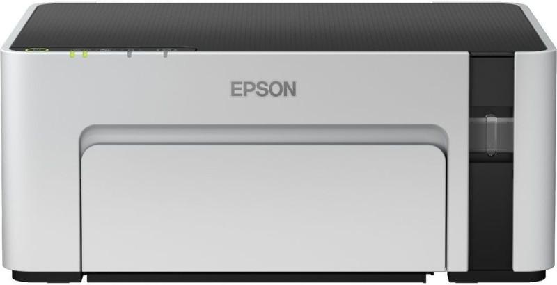 Epson EcoTank Monochrome M1120 Wi-Fi InkTank Printer Single Function Monochrome Printer(White, Refillable Ink Tank)