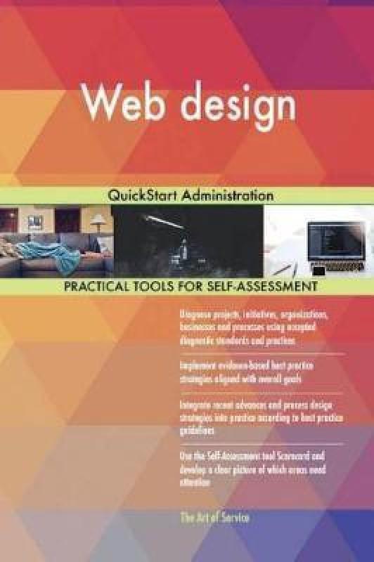 Web design(English, Paperback, Blokdyk Gerard)