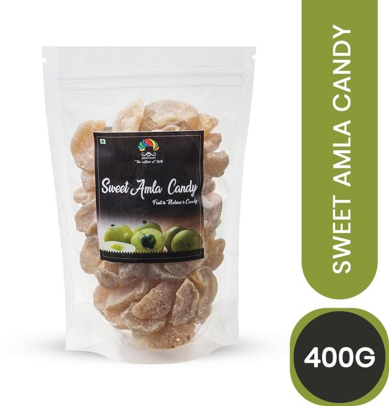 Mr. Merchant Sweet Amla 400gm Sweet Candy(400 g)