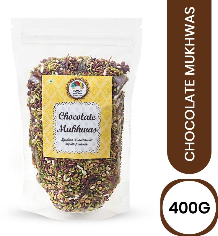 Mr. Merchant Mukhwas Chocolate(400 g)
