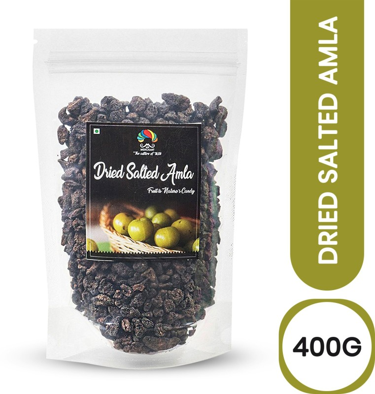 Mr. Merchant Amla Dried Salted Sour Candy(400 g)