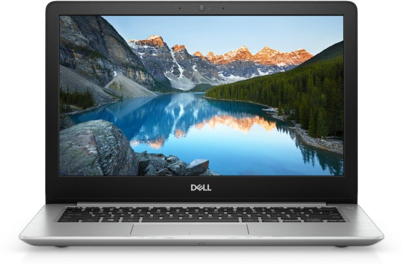 Dell Inspiron 5000 Core i7 8th Gen - (8 GB/256 GB SSD/Windows 10 Home/4 GB Graphics) 5370 Thin and Light Laptop(13.3 inch, Silver, 1.3 kg, With MS Office)