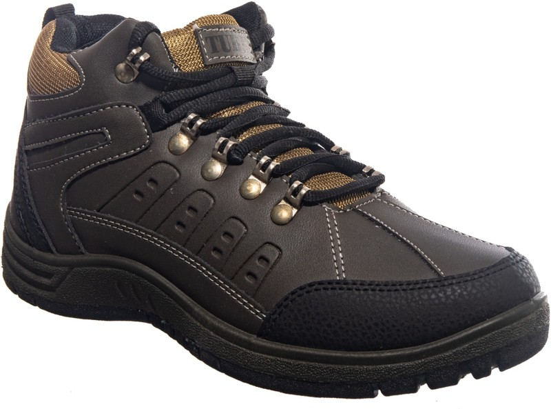 Khadim's Turk Dress Boots Boots For Men(Olive)