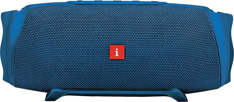 iBall Musi Boom 30 W Bluetooth Speaker(Blue, Stereo Channel)