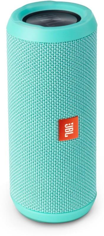 JBL Flip 3 Splashproof 16 W Portable Bluetooth Speaker(Teal, Stereo Channel)