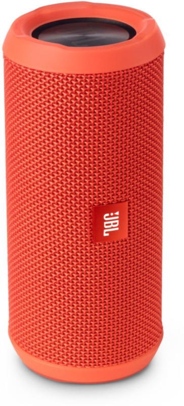 JBL Flip 3 Splashproof 16 W Portable Bluetooth Speaker(Orange, Stereo Channel)