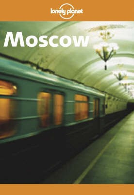 Moscow(English, Paperback, Berkmoes Ryan ver)
