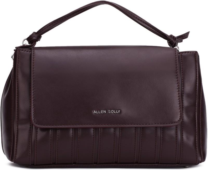 Allen Solly Purple Sling Bag