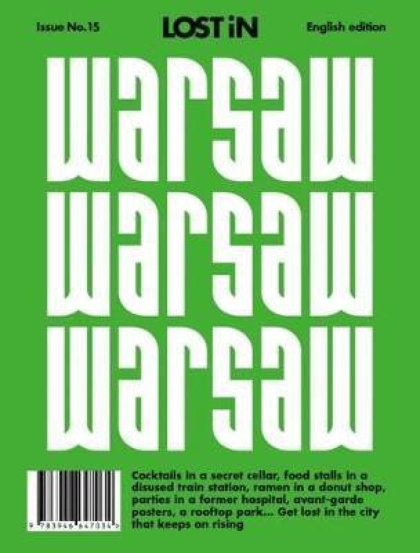Warsaw(English, Paperback, unknown)