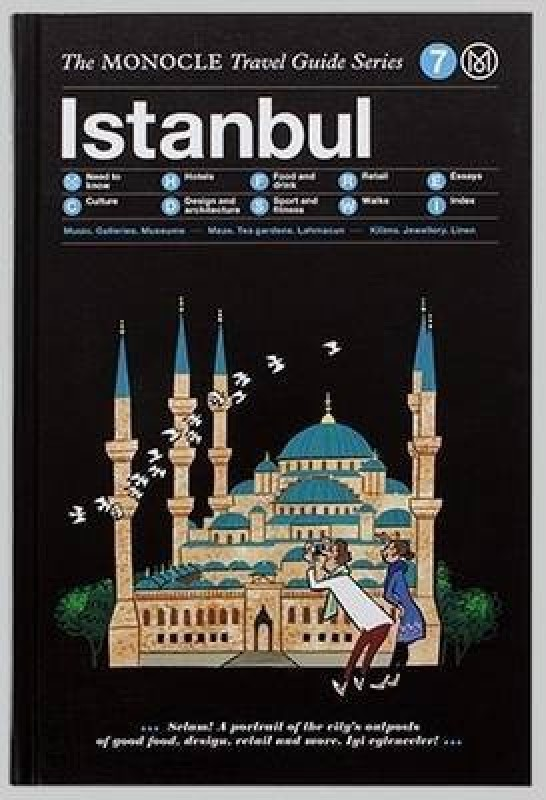 Istanbul(English, Hardcover, unknown)