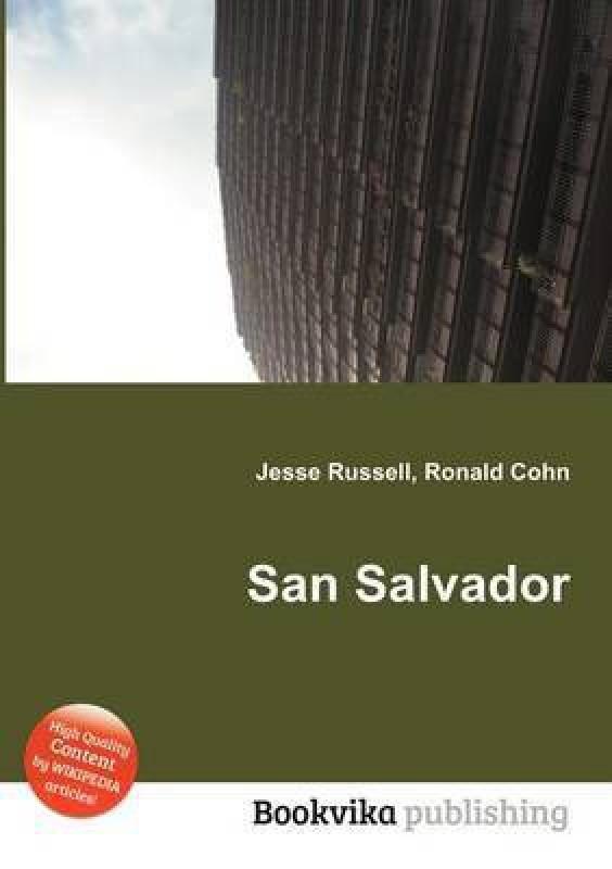 San Salvador(English, Paperback, unknown)