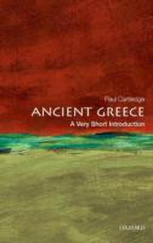 Ancient Greece: A Very Short Introduction(English, Paperback, Cartledge Paul)