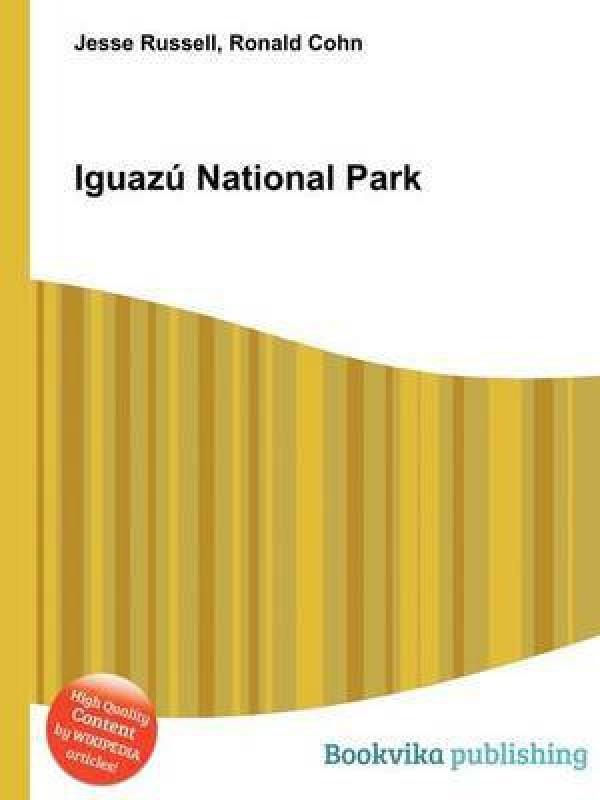 Iguazu National Park(English, Paperback, Russell Jesse)
