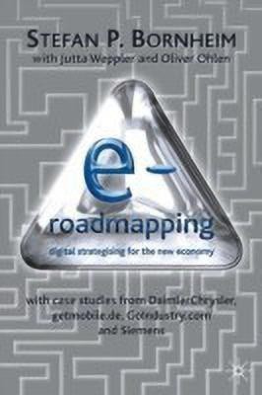E-Roadmapping(English, Hardcover, Bornheim Stefan P.)