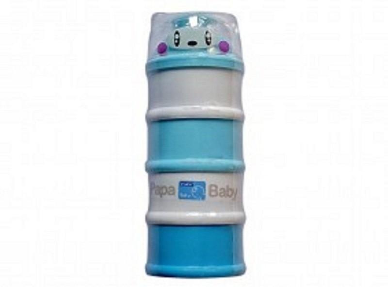 Baby's Clubb Milk Powder Container Multipurpose  - Plastic(Multocolor)