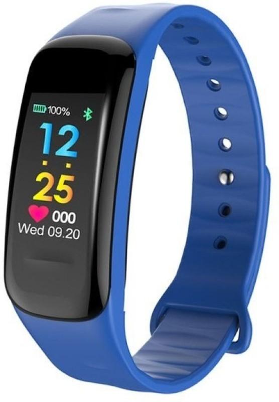 Triangle Ant Smart Sport™ Smart Bracelet Fast Fitness Tracker Fitness Band(Blue, Pack of 1)