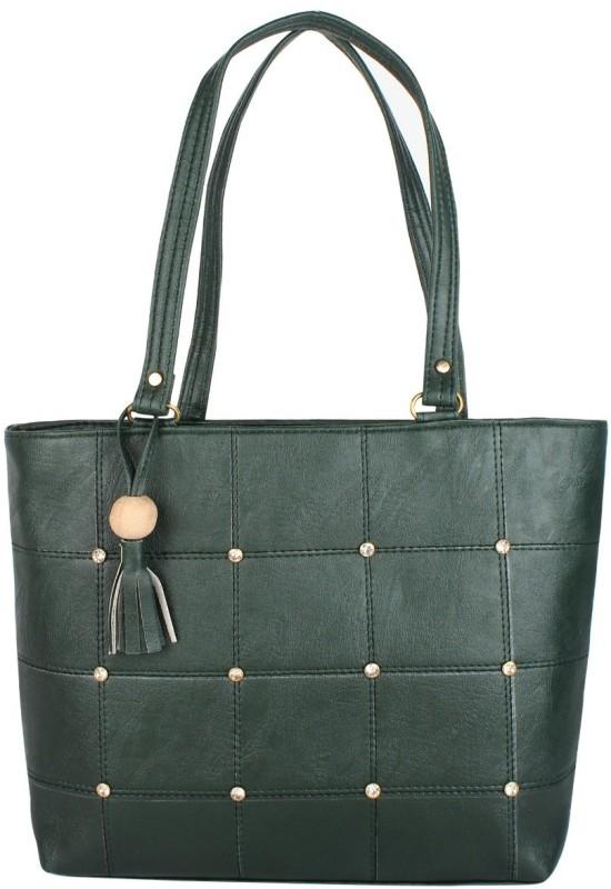 HZB Collection Women White Handbag