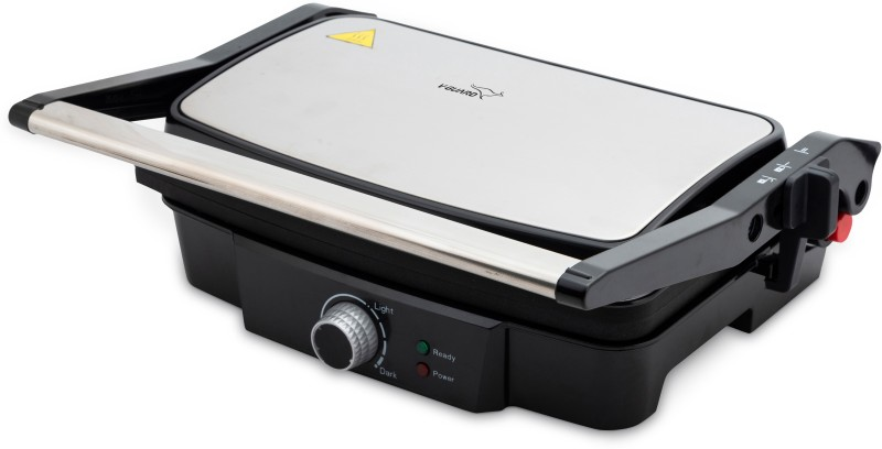 V-Guard GrillKing Plus Open Grill, Grill(Black, Stainless Steel)