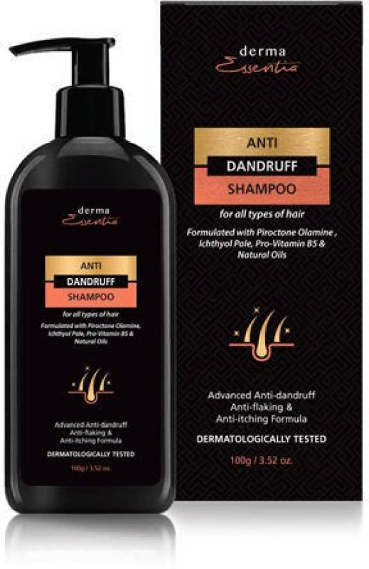 Trichoedge Anti Dandruff Shampoo for Men and Women|Dandruff Control Shampoo|(100 ml)