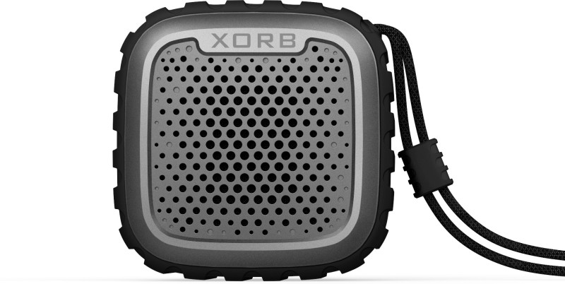 XORB Audiobot 12 W Bluetooth Home Audio Speaker(Grey, Stereo Channel)
