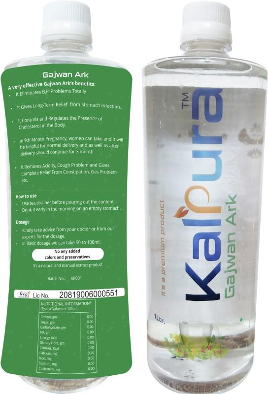 kalpura GAJWAN ARK 1LTR Water type(1 kg, Pack of 1)