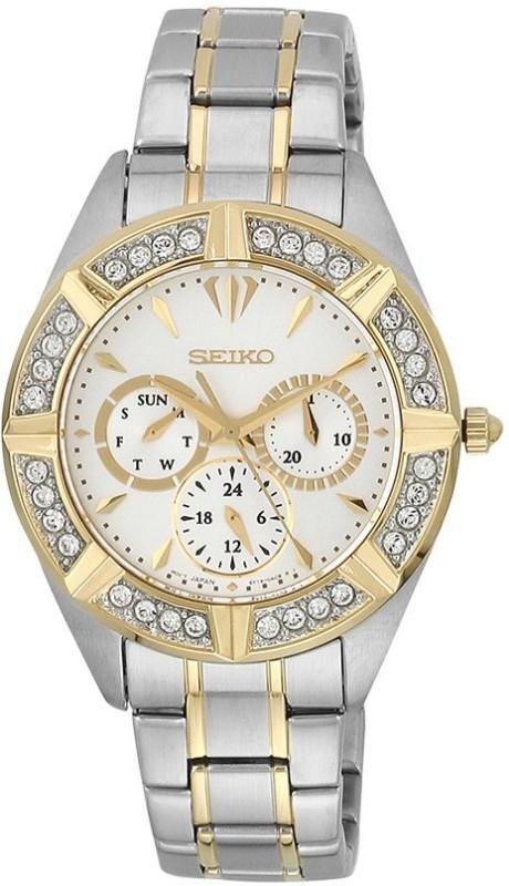 Seiko SKY676P1 Analog Watch - For Women
