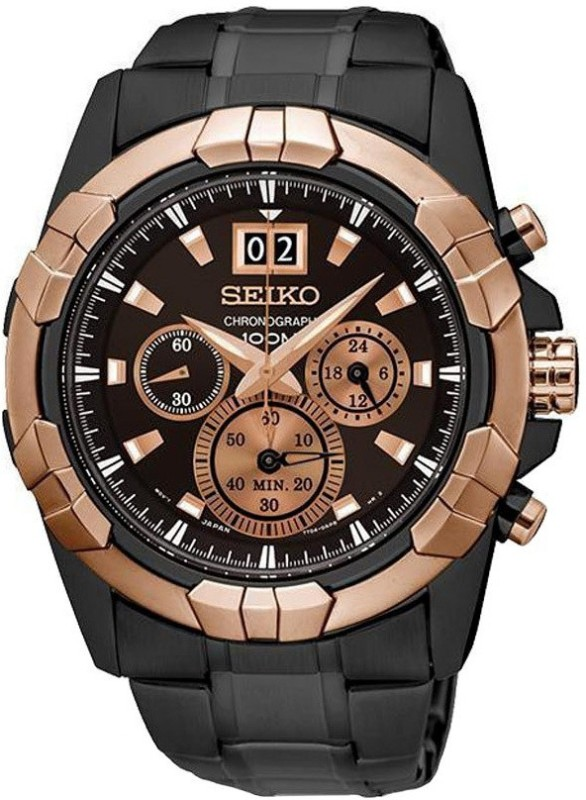 Seiko SPC192P1 Analog Watch - For Men