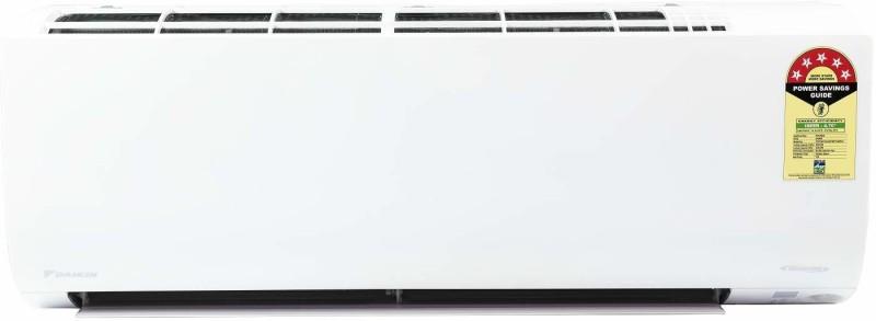 Daikin 1.5 Ton 5 Star Split Inverter AC - White(FTXF50TV16+RXF50TV16, Copper Condenser)