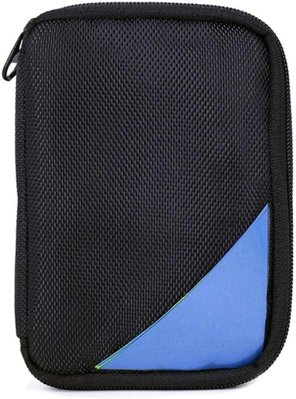 Flipkart SmartBuy Wallet Case Cover for Wd Elements 1.5 Tb Portable External Hard Drive Black, Hard Case(Black, Cases with Holder)