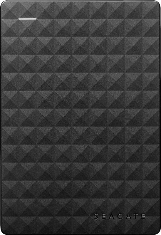 Seagate 3 TB External Hard Disk Drive(Black)