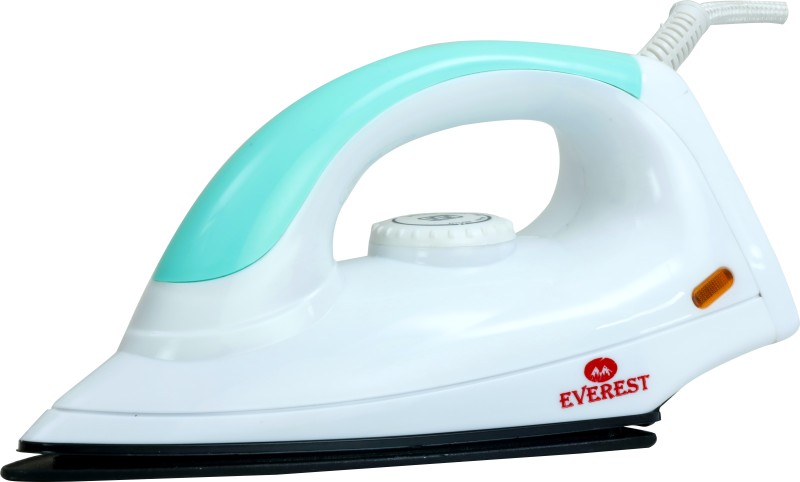 Everest Magic Dry Iron Box Consumes 1000 W 1000 W Dry Iron(Green)