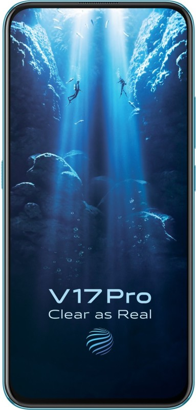 Vivo V17Pro (Glacier Ice White, 128 GB)(8 GB RAM)