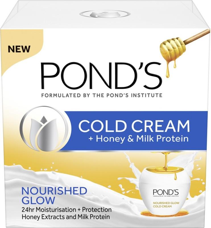 Ponds Honey and Milk Protein Cold Cream(100 ml)