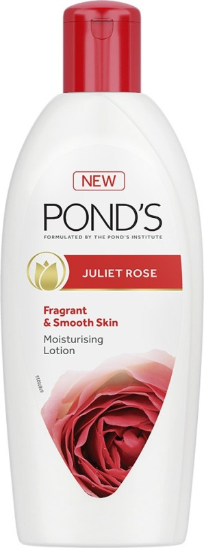 Ponds Juliet Rose Moisturising Lotion(300 ml)