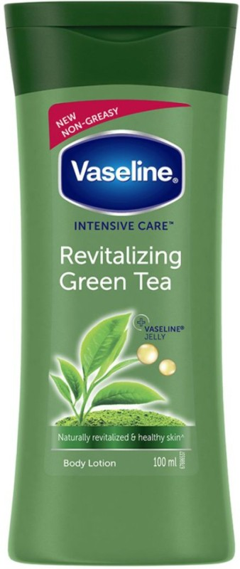 Vaseline Revitalizing Green Tea Body Lotion(100 ml)