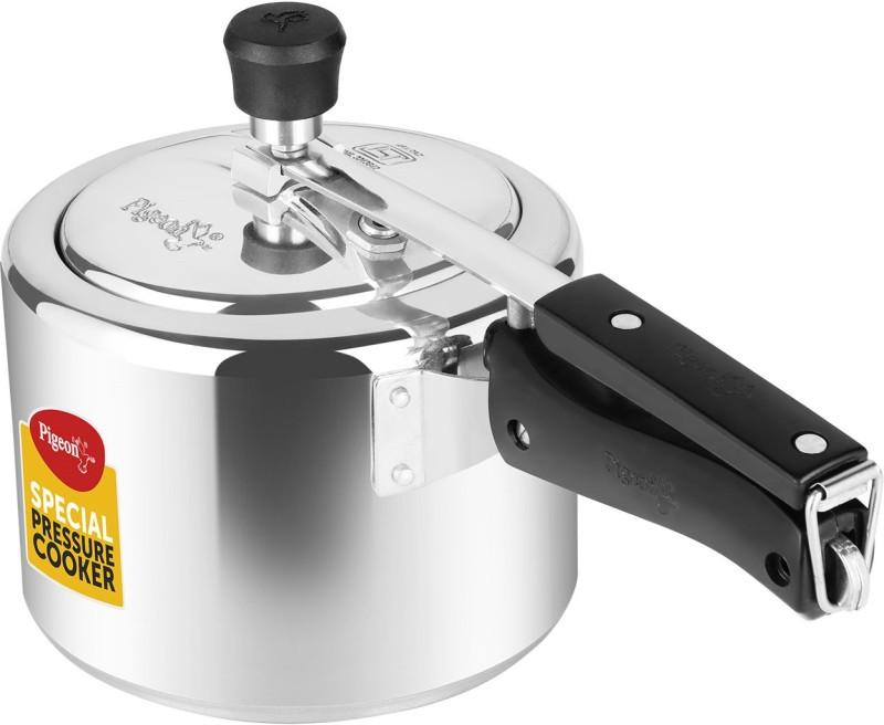 Pigeon Special 3 L Induction Bottom Pressure Cooker(Aluminium)
