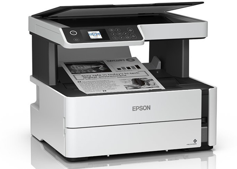 Epson M2140 Multi-function Color Printer(Black)