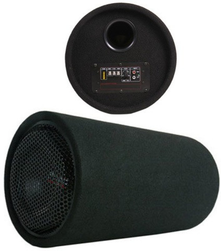 Vector VT-2010 10 Inch Basstube With Inbuilt Amplifier VT-2010 Subwoofer(Powered , RMS Power: 600 W)