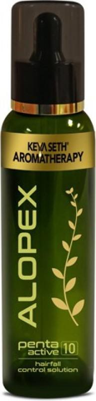 KEYA SETHS AROMATHERAPY Alopex Penta Active 10(120 ml)
