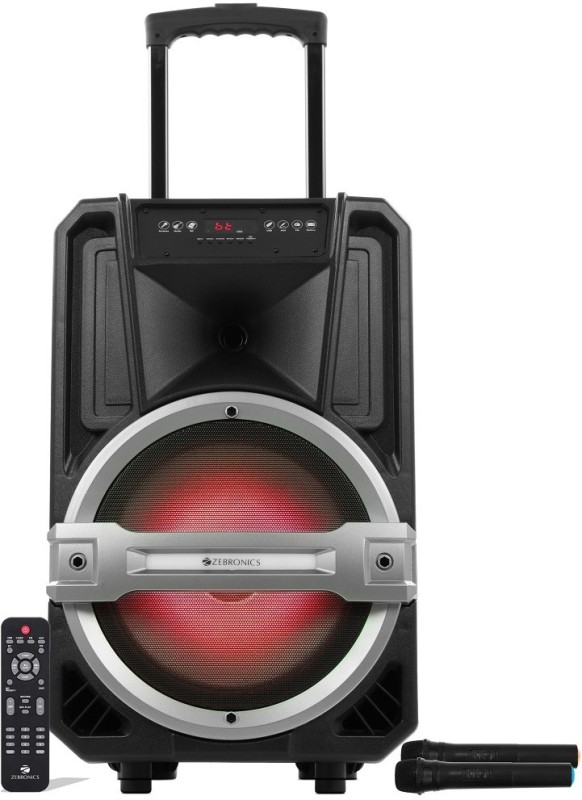 Zebronics ZEB-TRX12L 50 W Bluetooth Home Theatre(Black, Mono Channel)