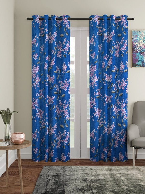 check MRP of long curtains for living room Cortina