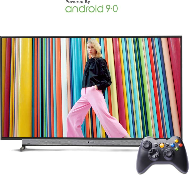 Motorola 80.5cm (32 inch) HD Ready LED Smart Android TV...