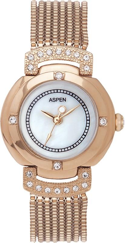 Aspen AP1876A Analog Watch - For Women