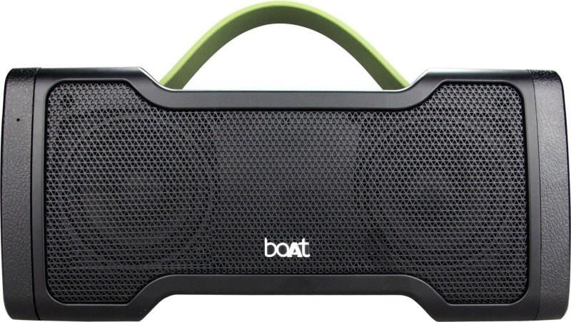 boAt Stone 1000 14 W Portable Bluetooth Speaker(Black, Stereo Channel)