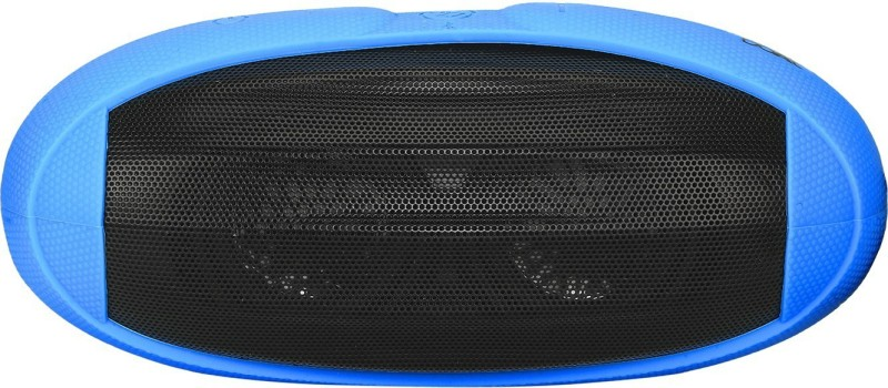boAt Rugby 10 W Portable Bluetooth Speaker(Blue, Stereo Channel)