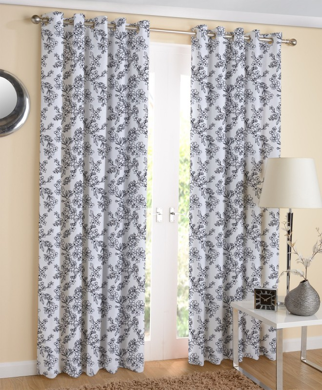 check MRP of cotton curtains for doors Airwill