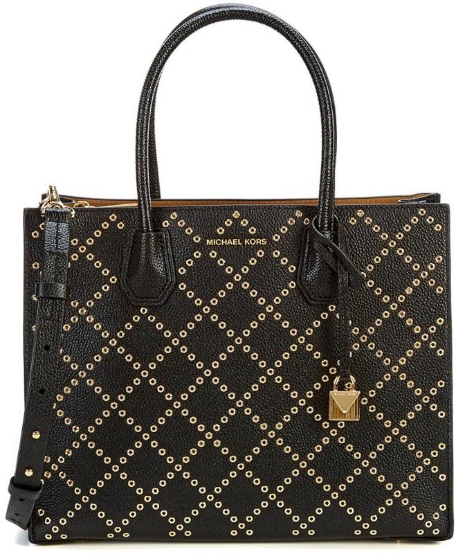 Michael Kors Women Black Hand-held Bag