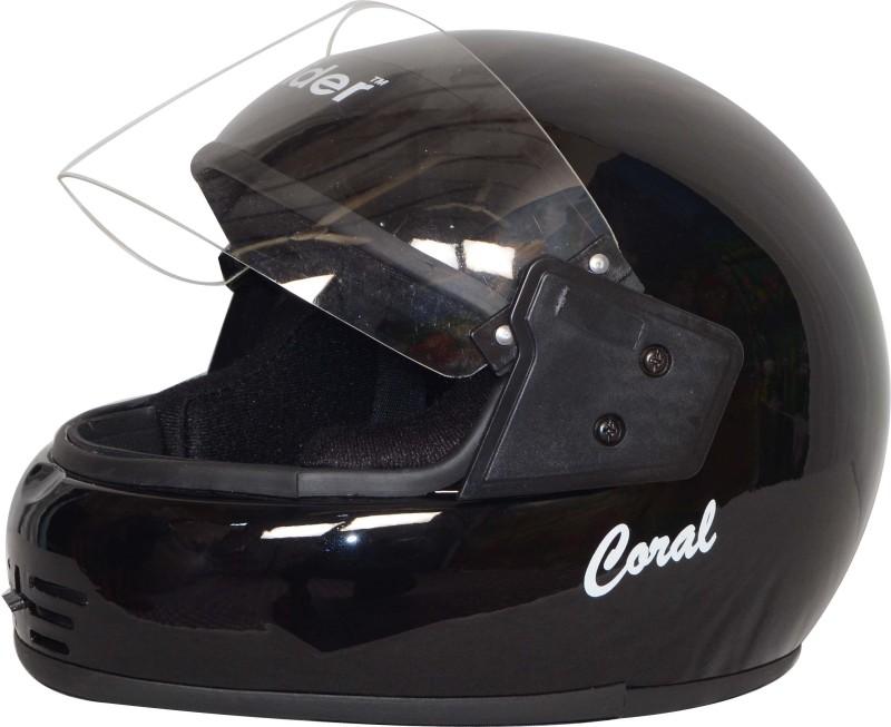 Rider Star runner2019 Motorbike Helmet(Black)