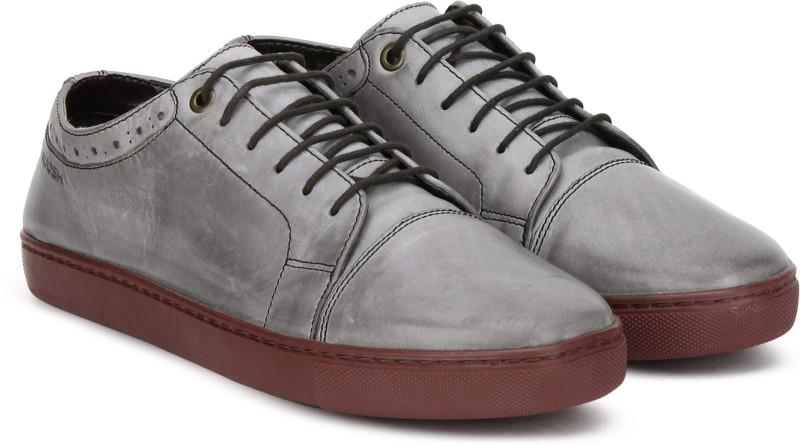 Ruosh Oiva Sneakers For Men(Grey)